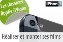 Dossier apps iPhone : 20 applis pour filmer et monter vos vidéos sur l'iPhone (mise à jour) - iPhone 5, 4S, iPad, iPod touch : le blog iPhon.fr | Geeks | Scoop.it