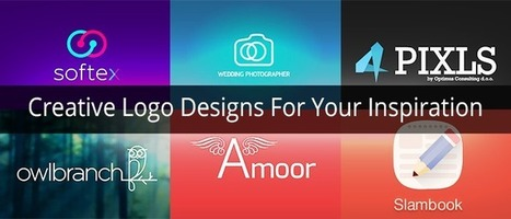 30+ Creative Logo Designs For Your Inspiration | SEO+  Social Media +Beta Software | Scoop.it