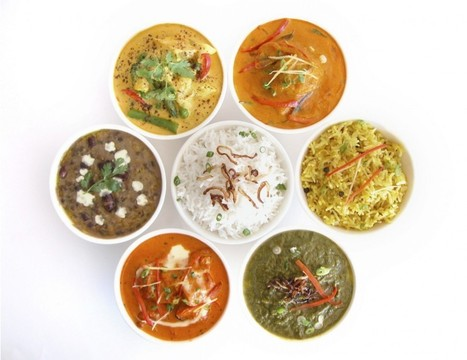 The Global Appeal of Indian Food | gharana-restaurant | Scoop.it