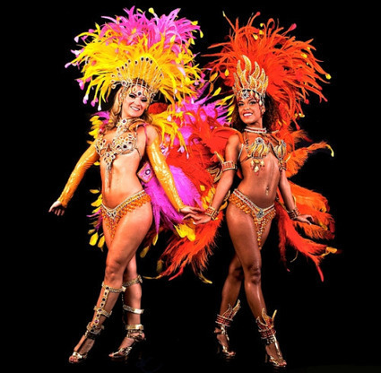 Brazilian Dancers for Hire for complete entertainment | Dance with Brazilian Dancers | Scoop.it