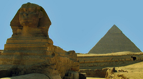 Behind Egypt's ancient history lies the revolution of poverty and income disparity | mystery of the ancient history | Scoop.it