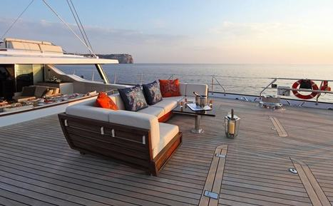 The Finishing Touches to the Perfect Superyacht Experience | Luxury Real Estate | Scoop.it