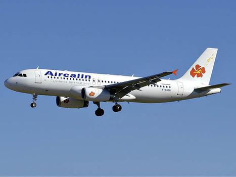 Melbourne et un A340-300 pour Aircalin - Air-Journal | Australie | Scoop.it