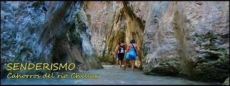 Nerja-Senderismo Cahorros del río Chillar ‹ La Próxima Parada | SENDERISMO EN MALAGA y otros lugares de Andalucia | Scoop.it