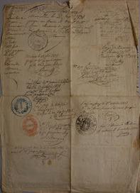 Cercle généalogique et historique d'Aubière: Passeport pour l'intérieur (1838) | Ca m'interpelle... | Scoop.it