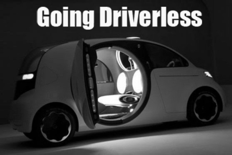 Driverless Cars: A Driving Force Coming to a Future Near You | Amazing Science | Scoop.it