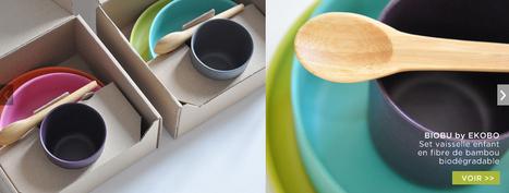 ecodesign | objets en bambou | vaisselle en bambou laqué : Ekobo Ecology & Design | Communication digitale | Scoop.it