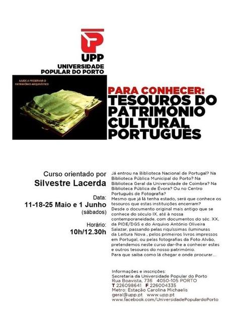 UPP: Para conhecer - Tesouros do património cultural português - O CASTENDO | Património | Scoop.it
