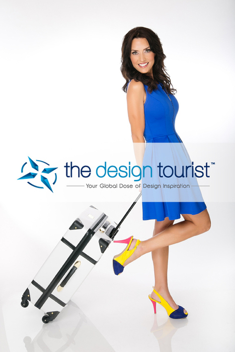 Karen LeBlanc, The Design Tourist to cover Design Trends at SURTEX 2016 at Javits Center in New York | Art & Design Matters | Scoop.it