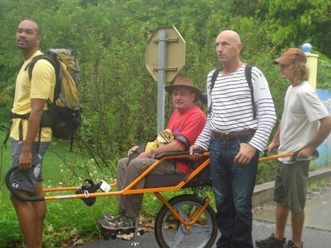 Guadeloupe Trekking - Caribbean hiking - handicap accessible | Press Review about the Joëlette | Scoop.it
