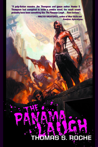 The Panama Laugh - Reader Social Community Extending a Zombie Story World #arg #transmedia #hoax | Pervasive Entertainment Times | Scoop.it