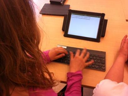 Lärare från Vellinge nominerade till Guldäpplet - Mynewsdesk (pressmeddelande) | Tablet i undervisningen | Scoop.it