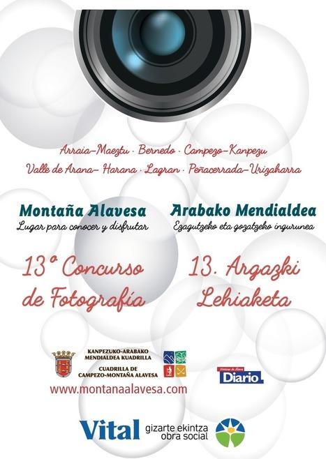 XIII Concurso de fotografia. 2016 - - Cuadrilla de campezo - Montaña Alavesa | Mendialdea.info | Scoop.it