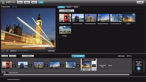 Mixmoov - Online Video Editor for Businesses and Websites | LPFtv1 | Scoop.it