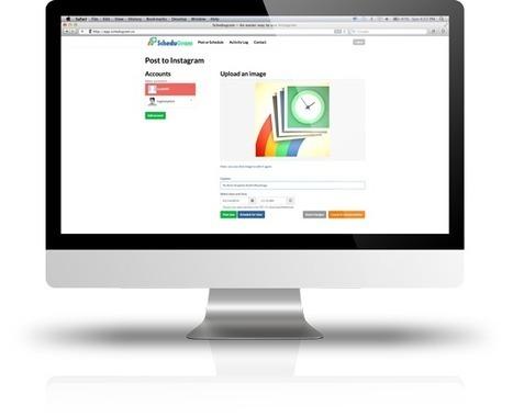 5 herramientas imprescindibles para gestionar Instagram - Plenummedia Formación | Agrobrokercommunitymanager | Scoop.it