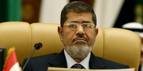 La course en solitaire de Mohamed Morsi, par Sarah Diffalah | Égypt-actus | Scoop.it