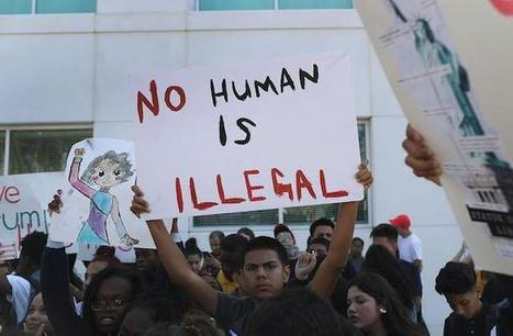#SanctuaryCampus Protests Demand Safe Havens for Undocumented Students Across Country | Community Village Daily | Scoop.it