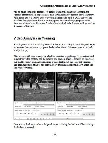 Goalkeeper Training, Coaching and Exercises | Bennion Kearny | MYP-Physical Education | Scoop.it