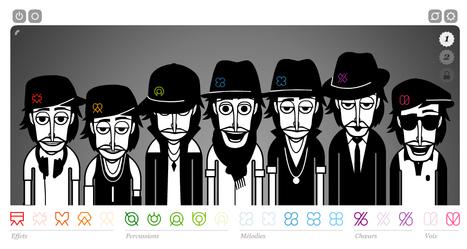 ::: INCREDIBOX - VF - enregistrez, partagez et téléchargez votre propre composition musicale | CaféAnimé | Scoop.it