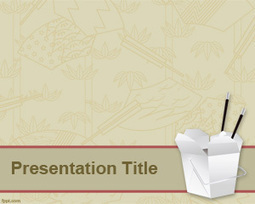 Chinese Food PowerPoint Template   Chinese Food   Scoop.it