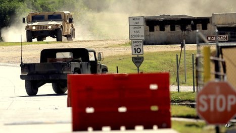 'Mastering The Human Domain': What's At Stake With Jade Helm 15 - Mintpress News (blog) | How will you prepare for the military draft if U.S. invades Syria right away? | Scoop.it