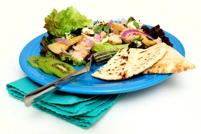 Pita Tuna Salad | Healthy Recipe | Summit Fit Dojo | Nutrition | Scoop.it