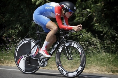 How To: Get ready for a time trial with Ellen van Dijk | Sporting life | Scoop.it