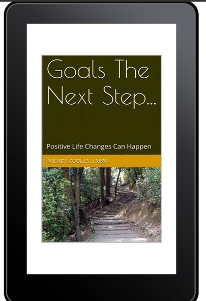 Goals...The Next Step - Wendy Cooley, LMSW   Market and self improvement   Scoop.it
