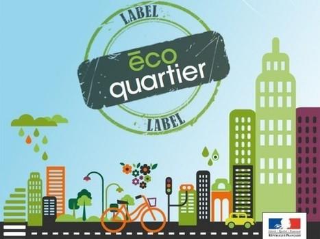 Sept nouveaux écoquartiers labellisés | Marketing et management  public | Scoop.it