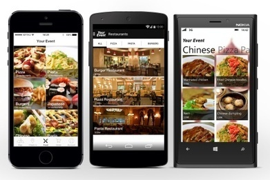 Fira de Barcelona to use NFC and QR to speed up food service - NFC World | [vtecl] La technologie NFC | Scoop.it