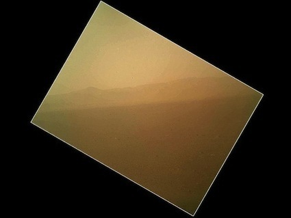 The First Color Photo Of Mars | Creative Feeds | Scoop.it