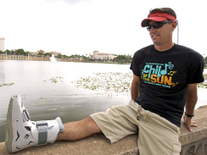 Doctors see uptick in foot injuries from barefoot running shoes - HealthPop - CBS News | Support and Movement | Scoop.it