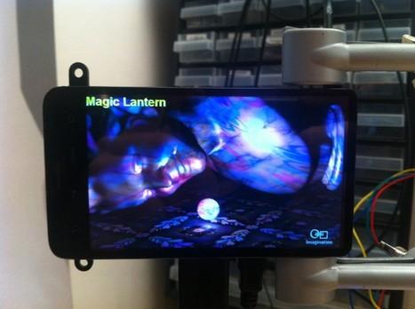 3D rendering by PVR SGX on BeagleBone | Raspberry Pi | Scoop.it