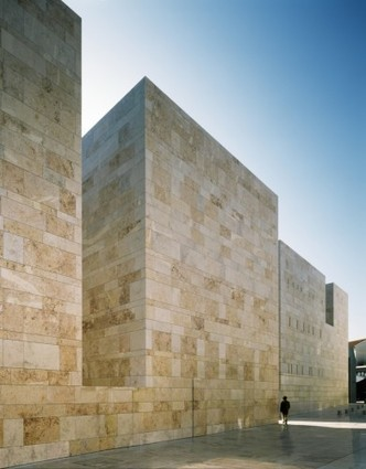 [Sines, Portugal] Center for the Arts / Aires Mateus | The Architecture of the City | Scoop.it