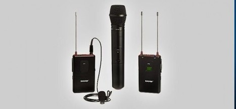 SHURE Introduces FP Wireless Mic System For DSLR Users | IMPress | DSLR video and Photography | Scoop.it