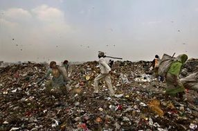 Delhi may drown in its own waste - Hindustan Times | Zero Waste World | Scoop.it