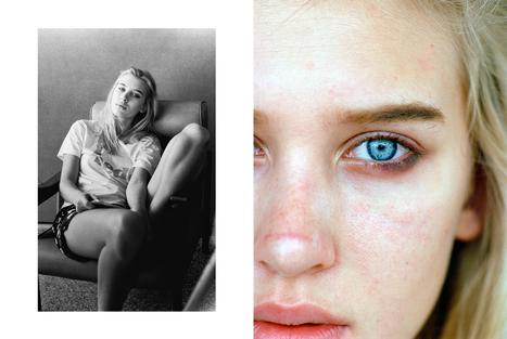 Sofiia Chuprikova by Sergio del Amo – P M A G A Z I N E | mmania | Scoop.it