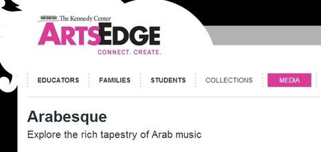 ARTSEDGE: Arabesque | Arts Integration with the Common Core | Scoop.it