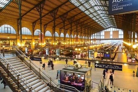 Les grands chantiers de la gare du Nord | Médias sociaux et tourisme | Scoop.it
