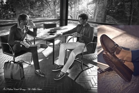 Tod's Spring Summer 2015 Ad Campaign | Le Marche & Fashion | Scoop.it