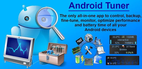 Free Download Android Tuner Apk v 0.5.0 : Android Center | .APK | Android APK Download | Scoop.it