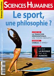 Sciences Humaines n° 272 - Juillet 2015 | Logistique et Transport GLT | Scoop.it