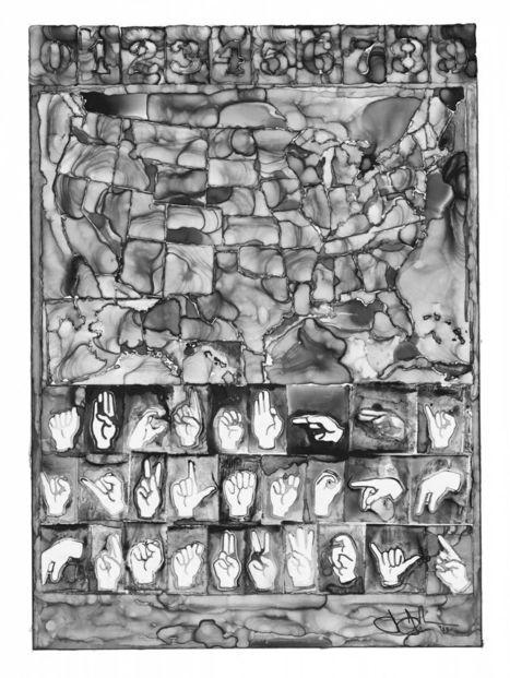 Buy iconic Jasper Johns Ltd. Ed. on Vellum for $11!   Jasper Johns   Scoop.it