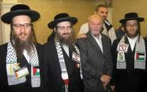 Hamas Hosts Neturei Karta for Sabbath in Gaza | Religious Jewish extremists oppose The State of Israel | Scoop.it