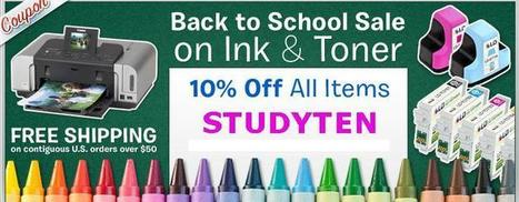 4inkjets coupon 20% discounts | Fashions and savings | Scoop.it