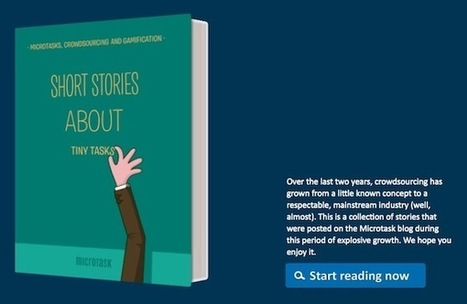 Short Stories About Tiny Tasks: the Microtask Book   Yellow Boat Social Entrepreneurism   Scoop.it