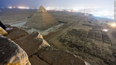 Russian photographer Vadim Makhorov apologizes for pyramid photos | What's new in Visual Communication? | Scoop.it