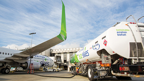 Sustainable Jet Fuels Have Yet To Takeoff | Sustainability Science | Scoop.it