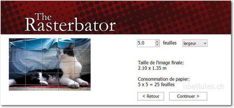 The Rasterbator - créez d'immense poster   TICE enseignement de l'anglais et informatique   Scoop.it