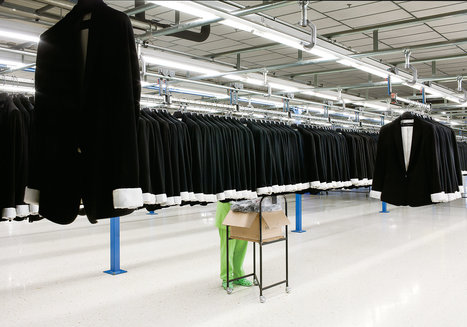 How Zara Grew Into the World's Largest Fashion Retailer | A Geographer's Scrapbook | Scoop.it
